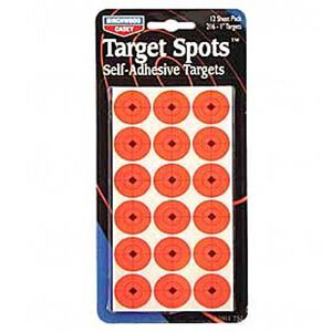 "Birchwood Casey Self Adhesive 1"" Target Spots 33901"