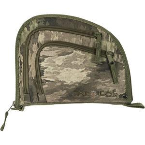 "Allen Company Auto-Fit 9"" Soft Pistol Case ATACS-IX Camo Endura Fabric with Allen Logo"
