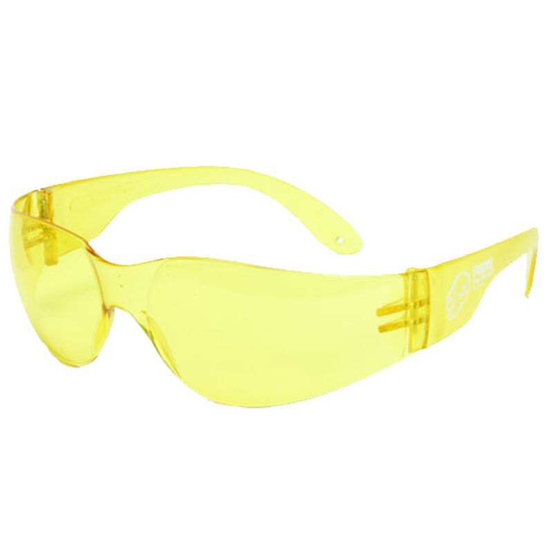 Voodoo Tactical Shooting Glasses Yellow Fram/Lens 02-0313017000