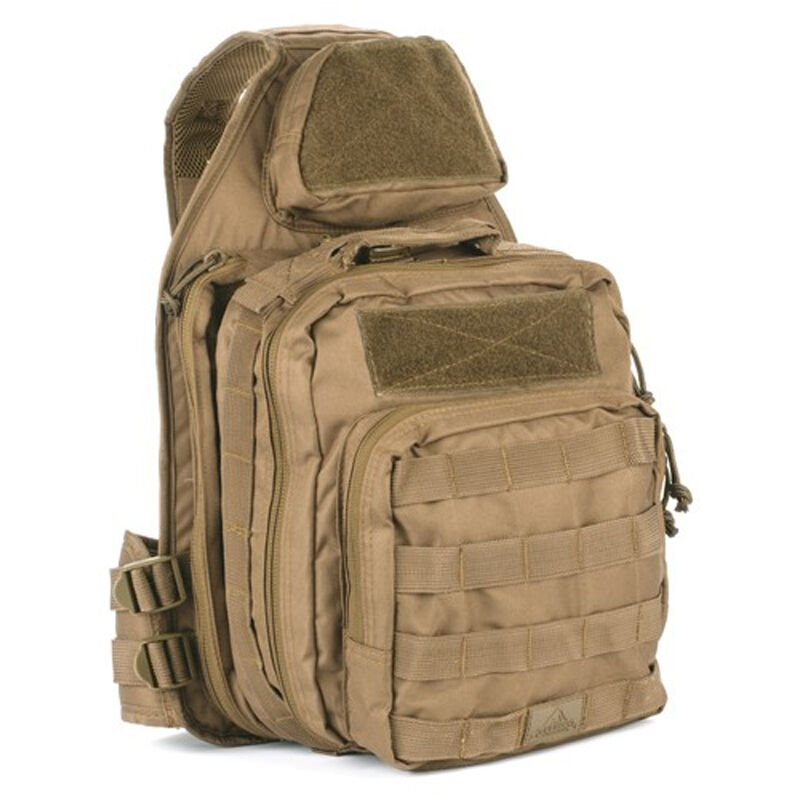 4980da935e99 Red Rock Outdoor Gear Recon Sling Bag with Tear Away Feature Nylon Dark  Earth 80139DE