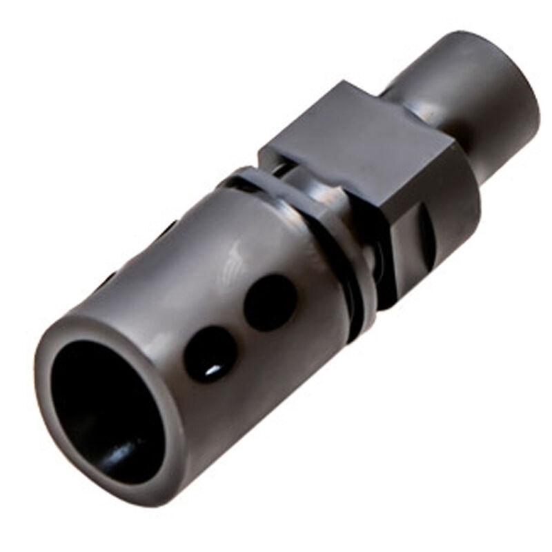 CMMG PS90 Flash Hider Metric 12x1 LH Steel Matte Black 57DA5BE