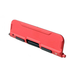 Strike Industries AR Billet Ultimate Dust Cover-223 Red SI-AR-BUDC-223-RED