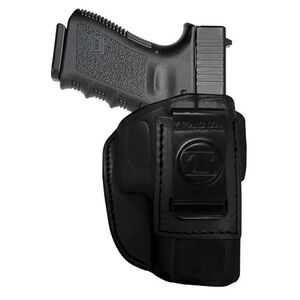 Tagua 4 In 1 IWB Holster Ruger LC9/9s Right Hand Nylon Black