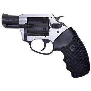"Charter Arms Pathfinder Lite Revolver .22 WMR 2"" Barrel 6 Rounds Black Grips Two Tone Aluminum/Black Finish"