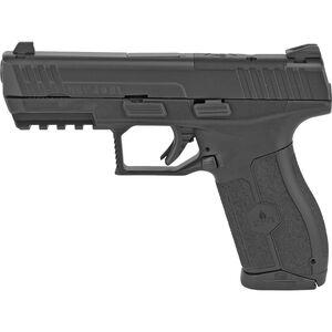 "IWI Masada 9mm Luger Semi Auto Pistol 4.1"" Barrel 10 Rounds 3-Dot Sights Ergonomic Polymer Frame Black Finish"