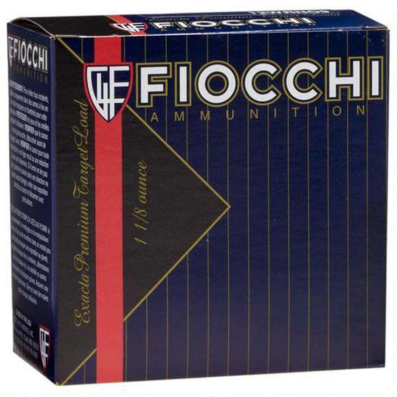 """Fiocchi 12 Gauge Ammunition 250 Rounds 2.75"""" #8.5 Lead Shotshells 1.125 oz."""