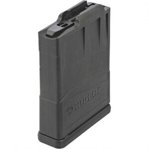 Ruger AI-Style Precision Rifle Magazine 10 Rounds Short Action .223 Rem/5.56 NATO Polymer Black