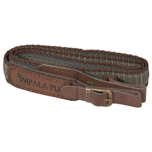 Istanbul Silah Impala Plus Shotgun Sling Nylon/Leather Brown