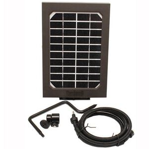 Bushnell Trophy Cam HD Solar Panel Charger Clam Pack Brown 119656C