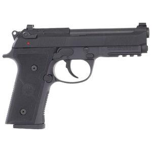 "Beretta 92X RDO FR Centurion 9mm Luger Semi Automatic Pistol 4.25"" Barrel 10 Rounds Optic Cut Slide High Visibility Sights Black Finish"
