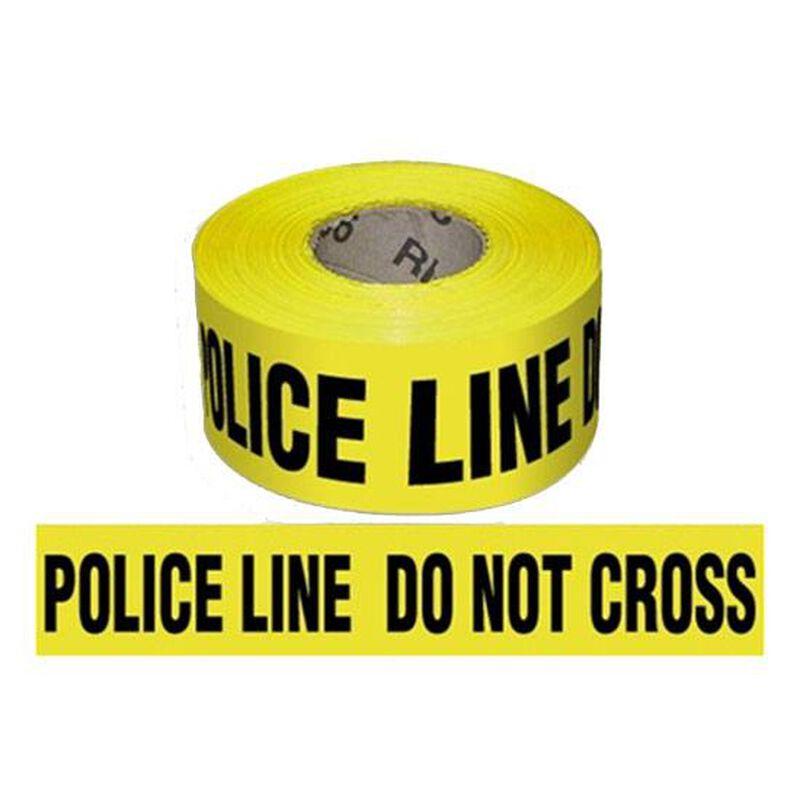 "Pro-Line Barricade Tape 1000' ""Police"" Tape 3"" Width BT01"