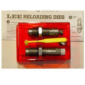 Lee Precision .22 TCM Full Length 2 Die Set 90803