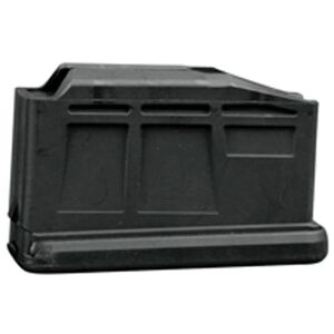 Ruger Gunsite Scout Rifle Magazine .308 Winchester 3 Rounds Polymer Black MAGM773P