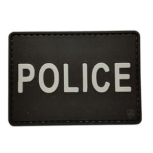 5ive Star Gear PVC Morale Patch Police