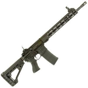 "Savage Arms MSR 15 Recon 5.56 NATO Semi Auto Rifle 30 Rounds 16"" Barrel M-LOK Handguard Collapsible Stock Black"
