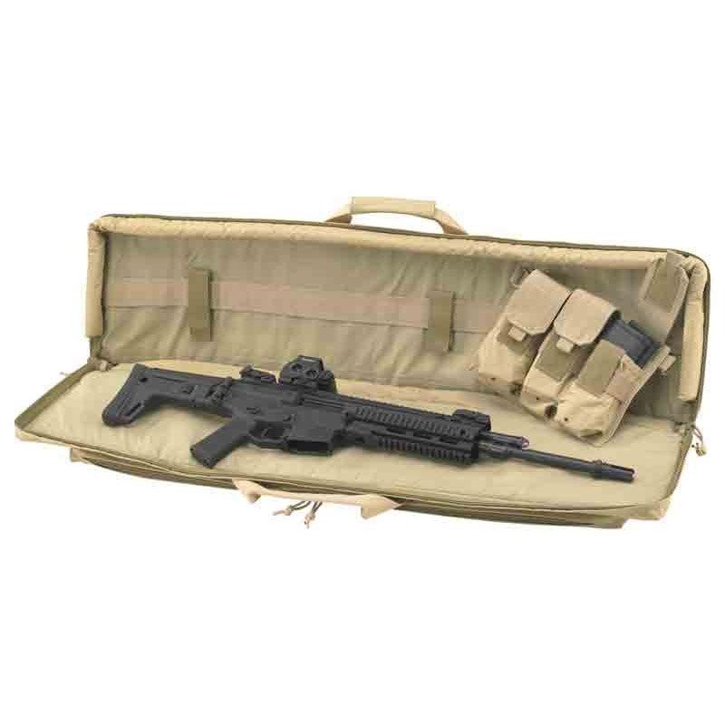 "US PeaceKeeper RAT Rifle Case 36"" Tan P40036"