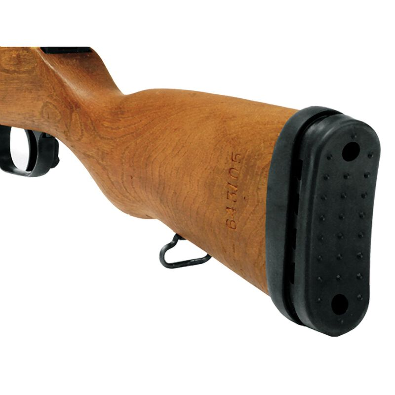 """Leapers UTG Deluxe Combat Style SKS Butt Pad Adds 1"""" Ergonomic Design  Recoil Reduction Feature"""
