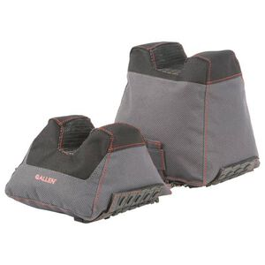 Allen Company Thermoblock Front and Rear Bag Set Filled Withstands 400° F Grip area on top and Bottom