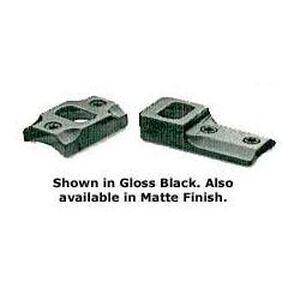 Browning A-Bolt Dual Dovetail 2-Piece Base Black Matte