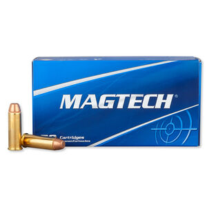 Magtech .44 Magnum Ammunition 50 Rounds FMJFP 240 Grains 44C