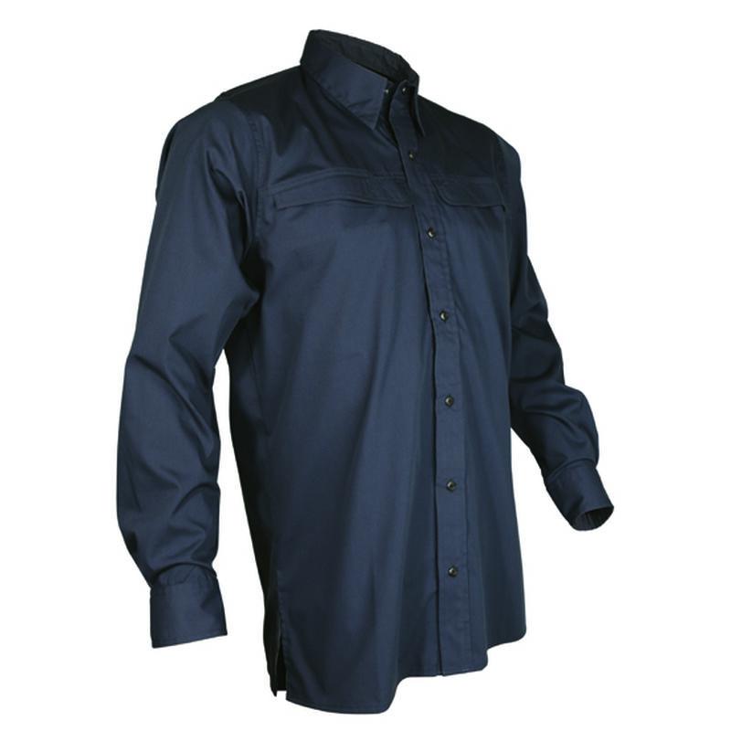 Tru-Spec 24-7 Men's Pinnacle Long Sleeve Shirt Medium Grey