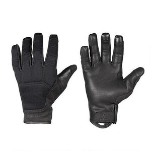 Magpul Core Patrol Gloves Size X-Large, Leather, Matte Black MAG851-001-XL