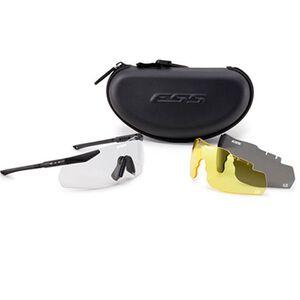 Eye Safety Systems ICE Glasses Medium Large Black