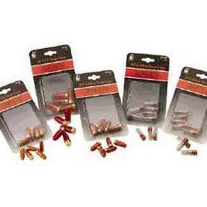 Traditions .38 Caliber Snap Cap Plastic 6 Pack