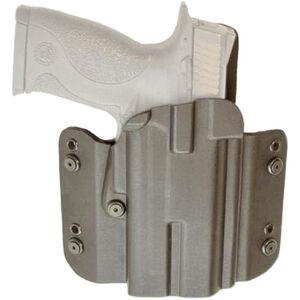 Comp-Tac L-Line Holster GLOCK 17/19/22/23/26/27/34/35 with Tactical Light/Laser OWB Right Handed Kydex Black
