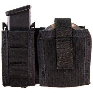 High Speed Gear Duty LEO TACO Belt/MOLLE Magazine/Handcuff Pouch Cordura Black