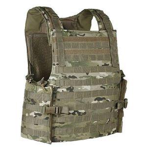 Voodoo Armor Carrier Vest Maximum Protection Multicam 20-8399082