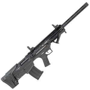 "Radikal NK-1 12 Gauge Semi Automatic Bullpup Shotgun 24"" Barrel 3"" Chamber 5 Rounds Fixed Synthetic Stock Matte Black Finish"