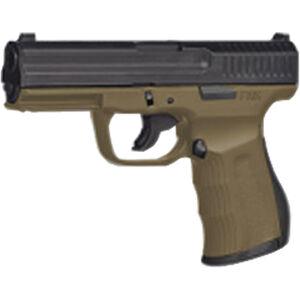"FMK 9C1 Gen 2 9mm Luger Semi Auto Pistol 4"" Barrel 14 Rounds FAT Burnt Bronze"