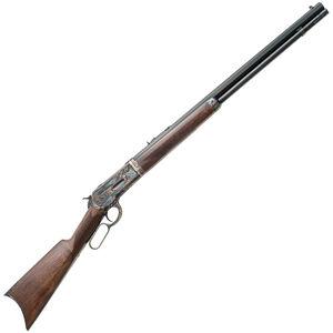 "Taylor's & Company 1886 Takedown .45-70 Gov Lever Action Rifle 8 Rounds 26"" Barrel Walnut Stock Case Hardened Finish"