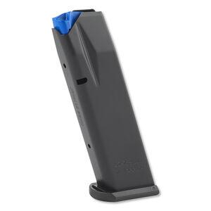 Mec-Gar CZ 75B/85B/SP-01/Shadow Magazine 9mm Luger 17 Rounds Steel Black MGCZ7517AFC