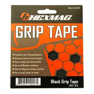 Hexmag AR-15 Grip Tape 46 Hex Shapes Black HXGT-BLK
