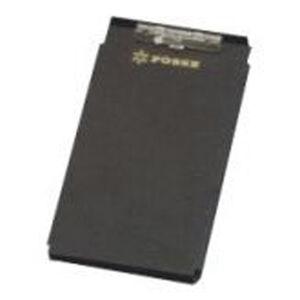 """Posse Box Cite Book Caddy 6"""" x 10"""" x 5/8"""" Anodized Aluminum Bare Silver Finish RT5-CA"""