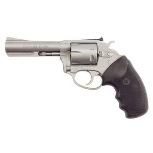 "Charter Arms Target Pathfinder Revolver .22 WMR 4.2"" Barrel 6 Rounds Synthetic Grips Matte Stainless Steel 72342"