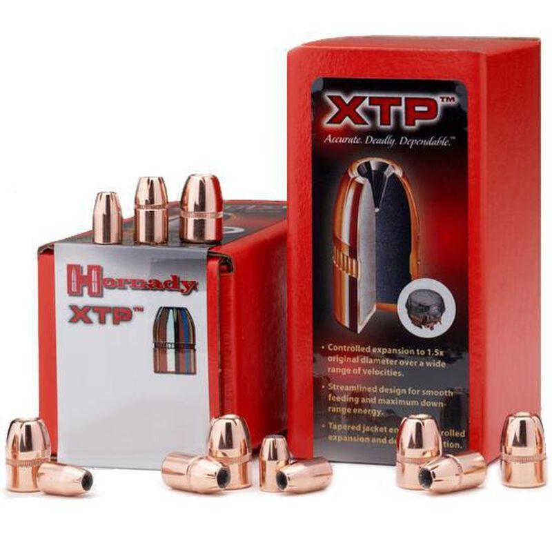 """Hornady 9mm Caliber .355"""" Handgun Bullets 100 Count XTP HP 124 Grains 35571"""