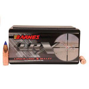 "Barnes LRX Rifle Bullet .338 Caliber .338"" 250 Grain Polymer Tip Lead Free 50 Count"