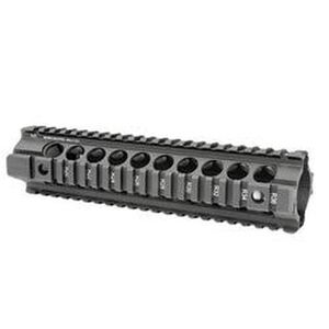 Midwest Industries GEN2 Rifle Length 2 Piece Free Float Handguard Black