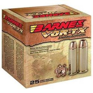Barnes .357 Magnum Ammunition 20 Rounds XPB JHP 140 Grains BB357M2