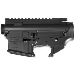 Wilson Combat AR-15 Matched Upper/Lower Receiver Set Aluminum Black Armor-Tuff TR-LOWUPP