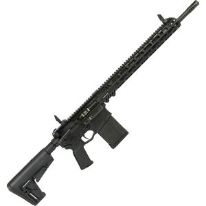 "Adams Arms P2, 6.5 Creedmoor Semi Auto Rifle, 18"" Barrel, Piston Operated, 20 Rounds, M-LOK Handguard, Black Finish"