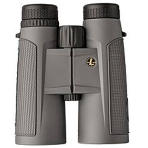 Leupold BX-1 McKenzie 12x50 Binoculars BAK4 Roof Prism Full Multi-Coated Lens Shadow Gray Finish