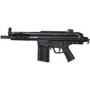 "PTR PDW R Pistol Semi Auto Rifle .308 Win 8.125"" Barrel 20 Rounds Black"