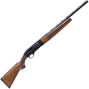"Mossberg International SA-20 Youth Bantam Semi Auto Shotgun 20 Gauge 24"" Barrel 3"" Chamber 4 Rounds Bead Sight Walnut Stock Blued Finish"