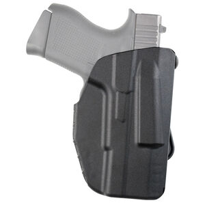 Safariland 7371 7TS ALS Concealment Paddle Holster fits SIG Sauer P365 Right Hand Synthetic Plain Black