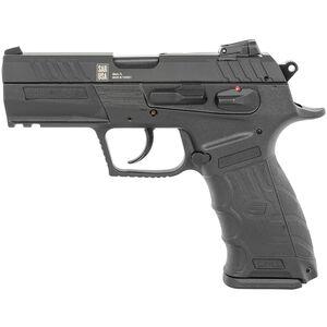 """SAR USA CM9 9mm SA/DA Semi Auto Pistol 3.8"""" Barrel 10 Rounds Manual Safety Polymer Frame Black Finish"""