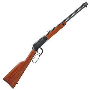 "Rossi Rio Bravo .22 Long Rifle Lever Action Rifle 18"" Barrel 15 Rounds Buckhorn Sights Beechwood Stock Polished Black Finish"